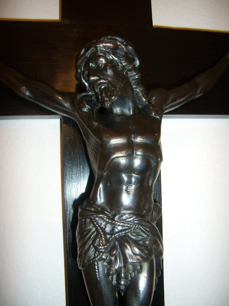 Cristo in antimonio